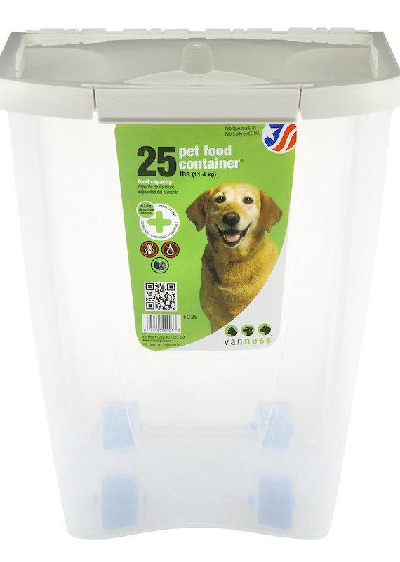 Van Ness Van Ness Pet Food Container