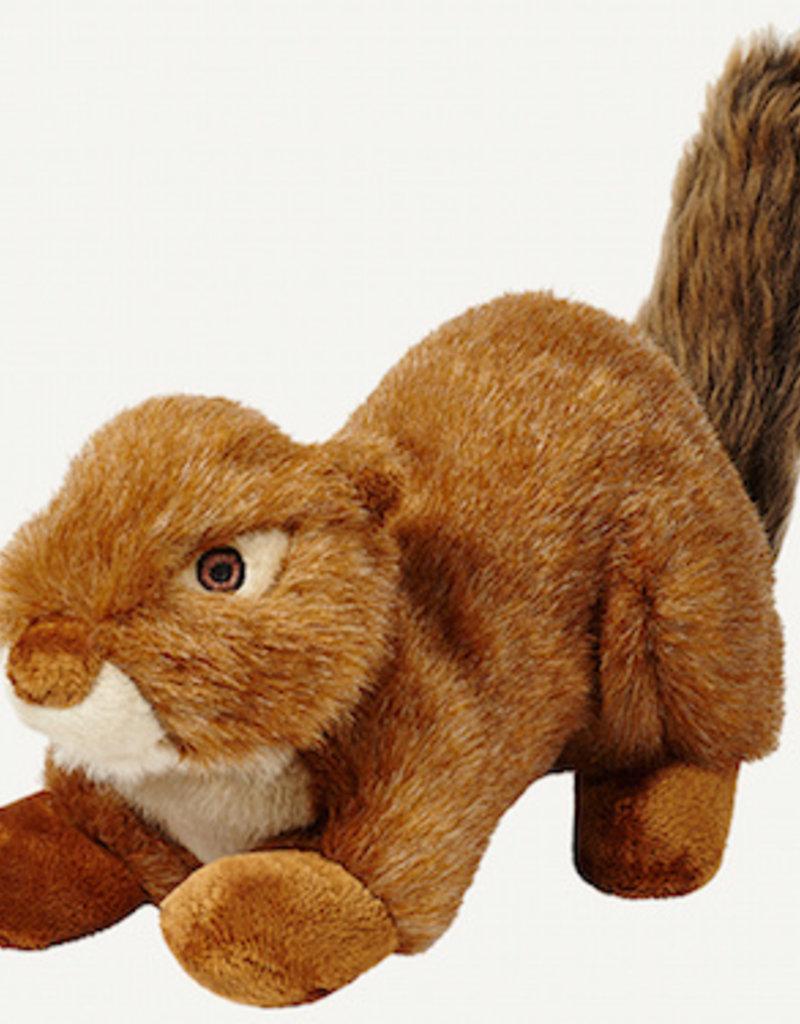 Fluff & Tuff Fluff & Tuff Red Squirrel Squeakerless