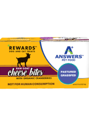 Answers Answers FZN Goat Milk Treat