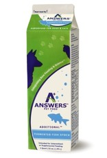 Answers Answers FZN Fish Stock