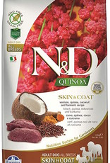 Farmina Farmina GF Skin & Coat Venison Quinoa 5.5#