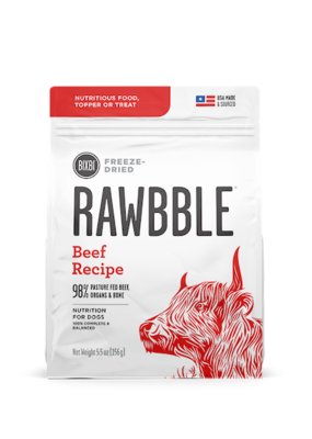Bixbi Bixbi Rawbble Freeze Dried Food