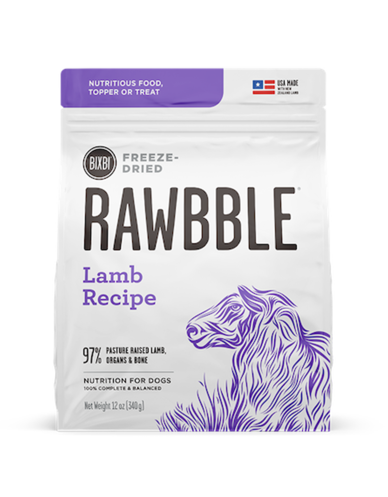 Bixbi Bixbi Rawbble Freeze Dried Food