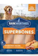 Barkworthies Barkworthies SuperBone Bacon Cheese