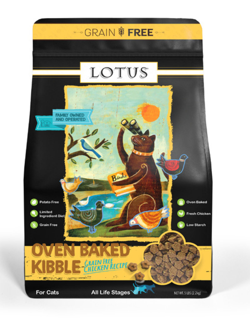 Lotus Lotus Cat Food