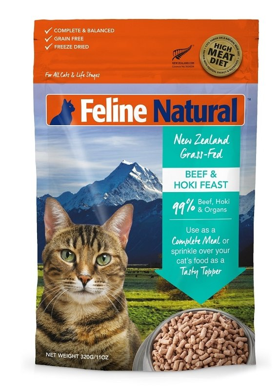 K9 Natural Feline Natural Freeze Dried Food
