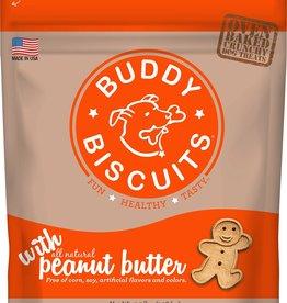 Cloudstar Buddy Biscuit Peanut Butter 3.5#