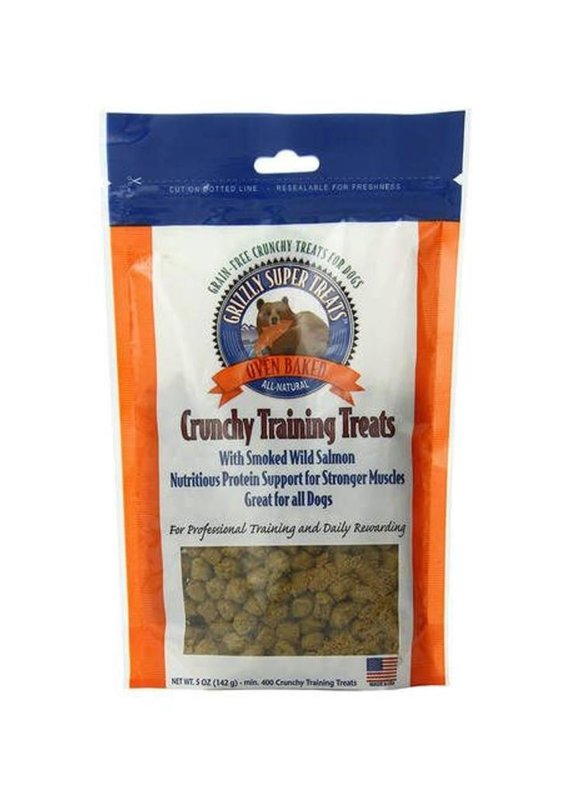Grizzly Grizzly Smoked Salmon Treats 5oz