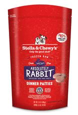 Stella & Chewys Stella & Chewy's FZN Patties