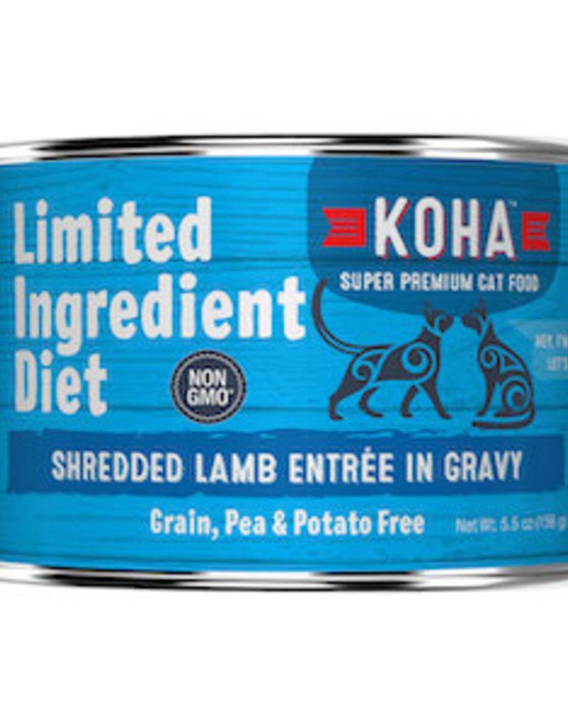 Koha Koha Limited Ingredient Shredded Cat Stew