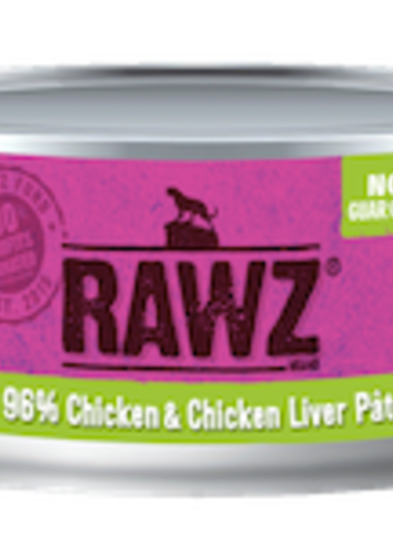 Rawz Rawz Cat Canned Food