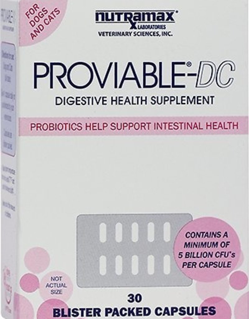 Nutramax Proviable-DC 30 Capsules