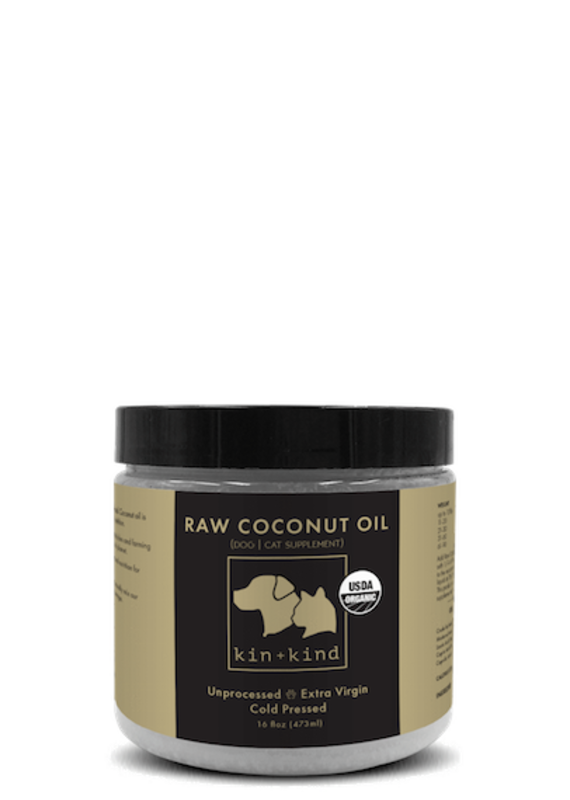 Kin + Kind Kin + Kind Coconut Oil 4oz