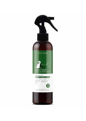 Kin + Kind Kin + Kind Flea & Tick Spray 12oz