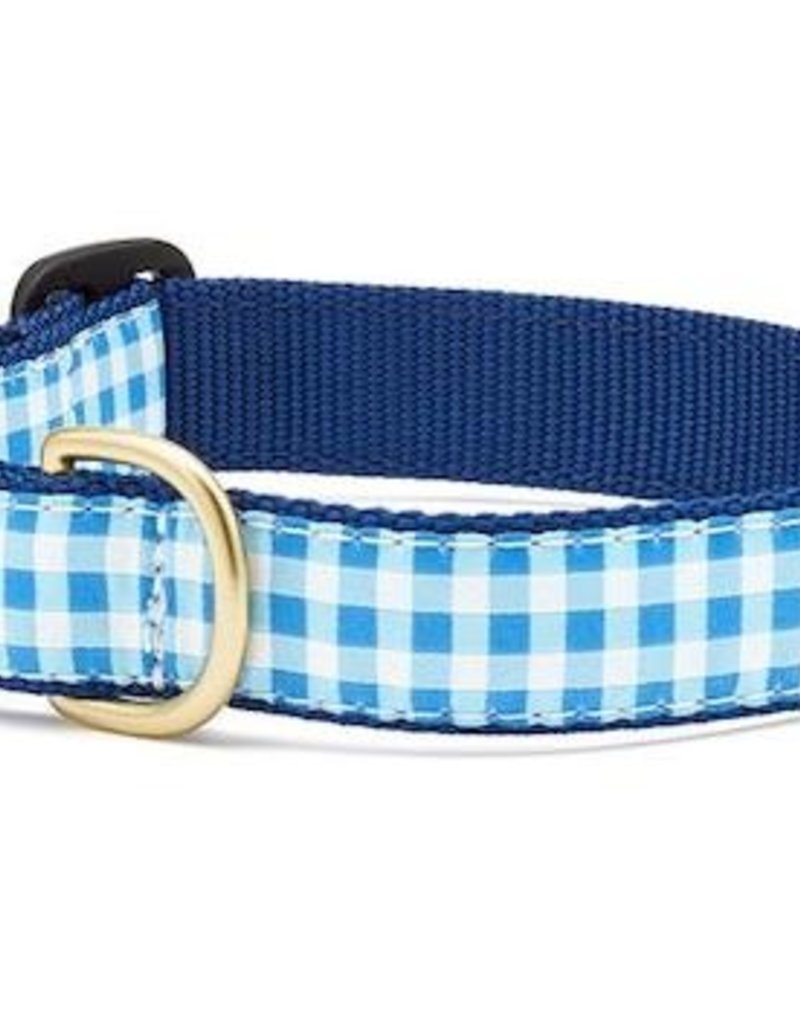 Up Country Up Country Collar Blue Gingham