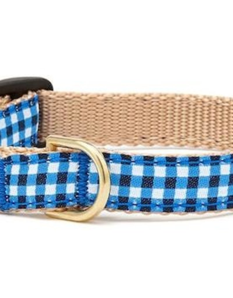 Up Country Up Country Collar Navy Gingham