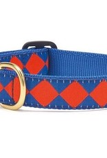 Up Country Up Country Collar Orange Diamond XS