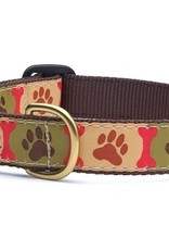 Up Country Up Country Collar Paw Prints