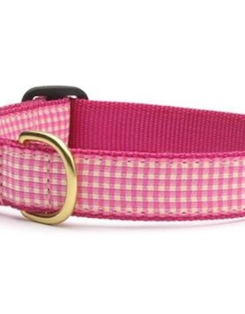 Up Country Up Country Collar Pink Gingham