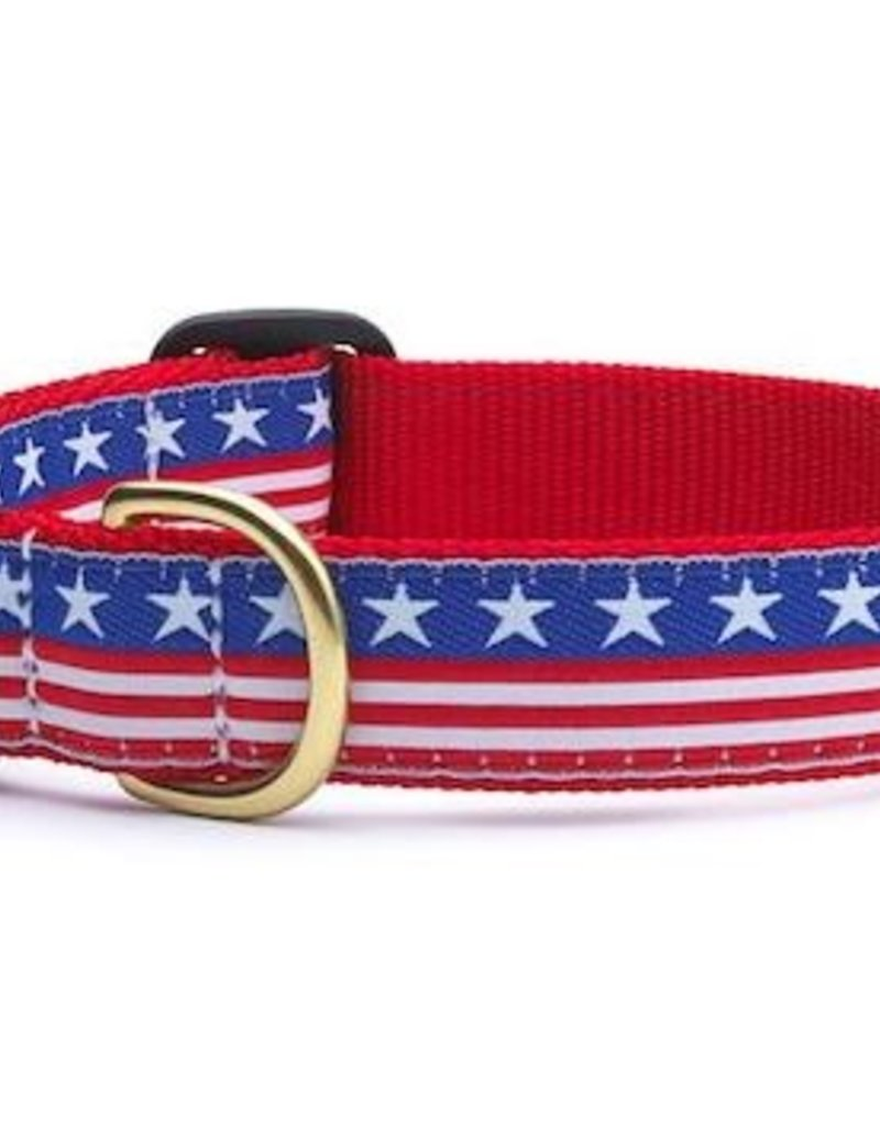 Up Country Up Country Collar Stars and Stripes