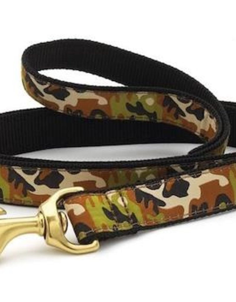 Up Country Up Country Leash Camo Wide 6'