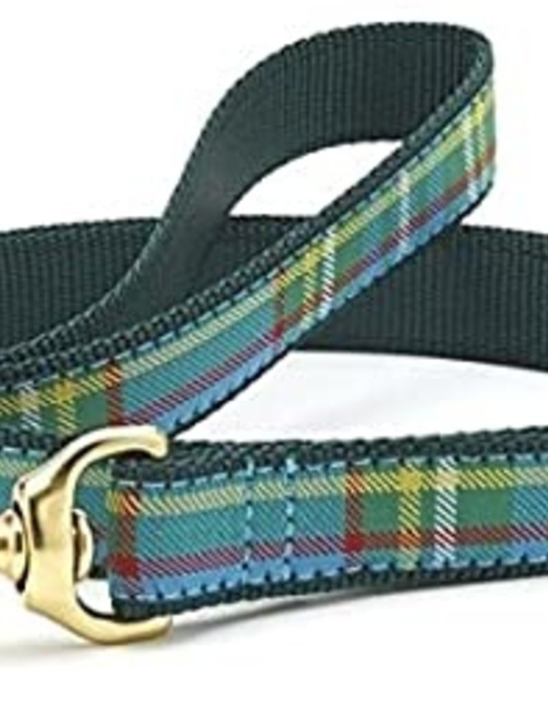 Up Country Up Country Leash Kendall Plaid