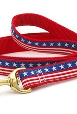 Up Country Up Country Leash Stars and Stripes