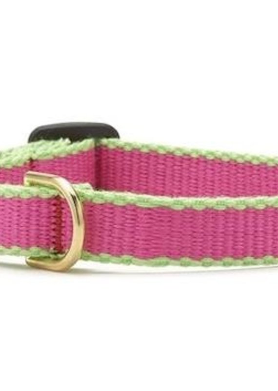 Up Country Up Country Collar Pink/Lime Bamboo
