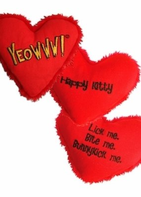 Yeowww Yeowww Heart