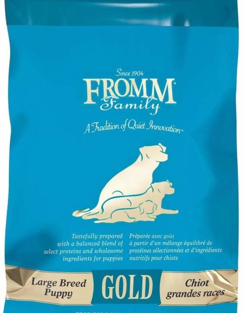 Fromm Fromm Gold  Large Breed Puppy