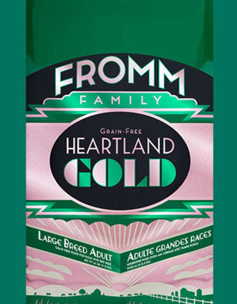 Fromm Fromm Gold Heartland Large Breed