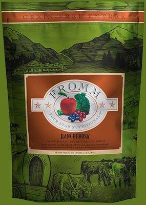 Fromm Fromm 4 Star Grain Free Rancherosa