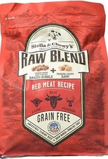 Stella & Chewys Stella & Chewy's Raw Blend Kibble Red Meat