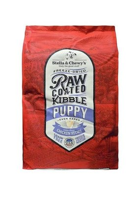 Stella & Chewys Stella & Chewy's Raw Coated Kibble Puppy
