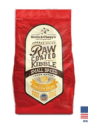 Stella & Chewys Stella & Chewy's Raw Coated Kibble Chicken Small Breed