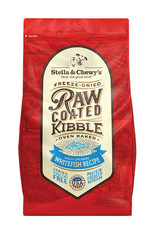 Stella & Chewys Stella & Chewy's Raw Coated Kibble Whitefish