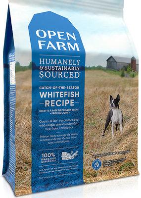 Open Farm Open Farm Whitefish & Green Lentils