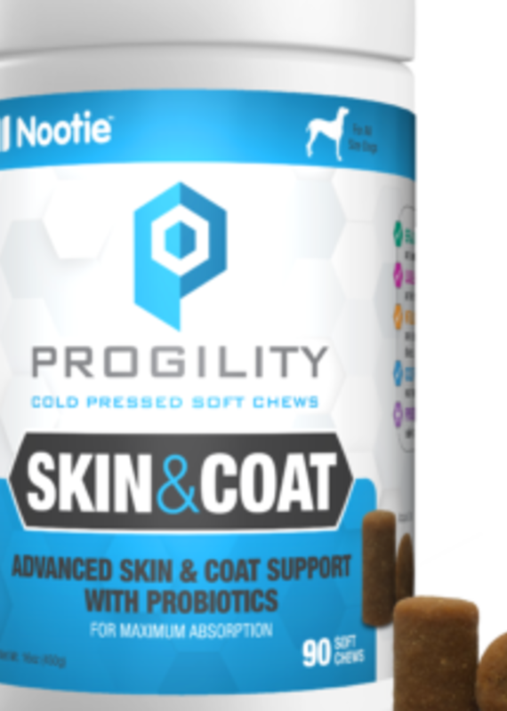 Nootie Nootie Supplements Skin & Coat 90ct