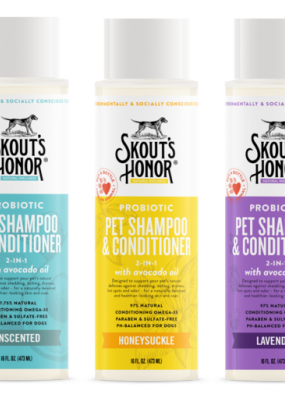 Skout's Honor Scouts Honor Shampoo & Conditioner