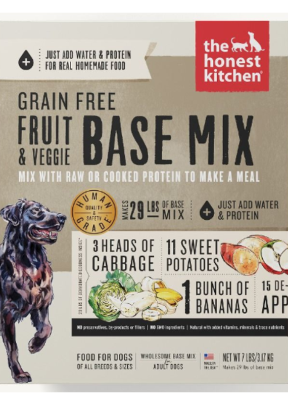 Honest Kitchen Honest Kitchen Base Mix