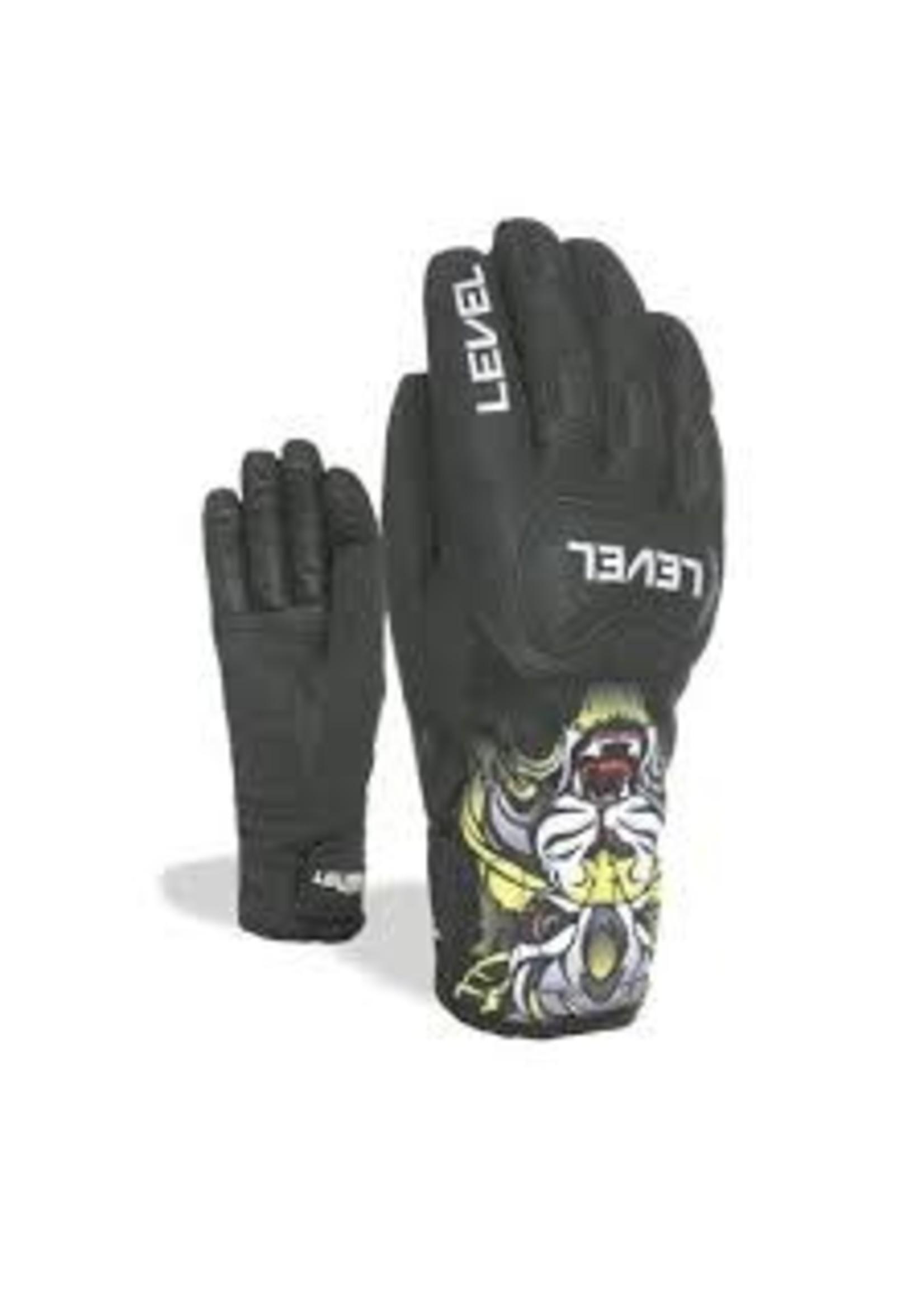 Level Junior Glove Race