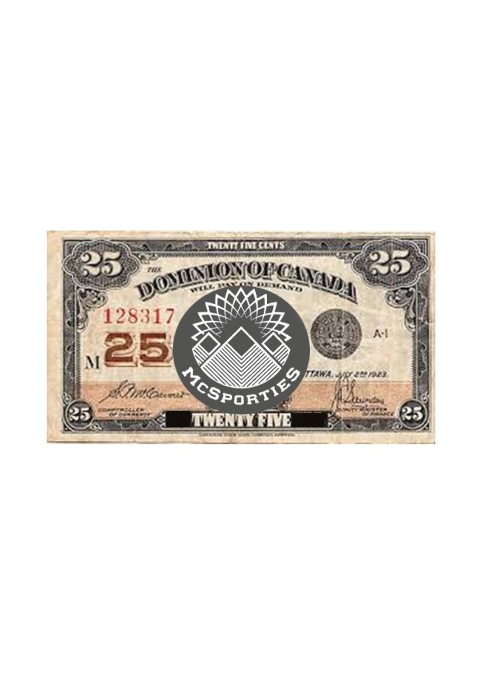 Carte Cadeau - $25