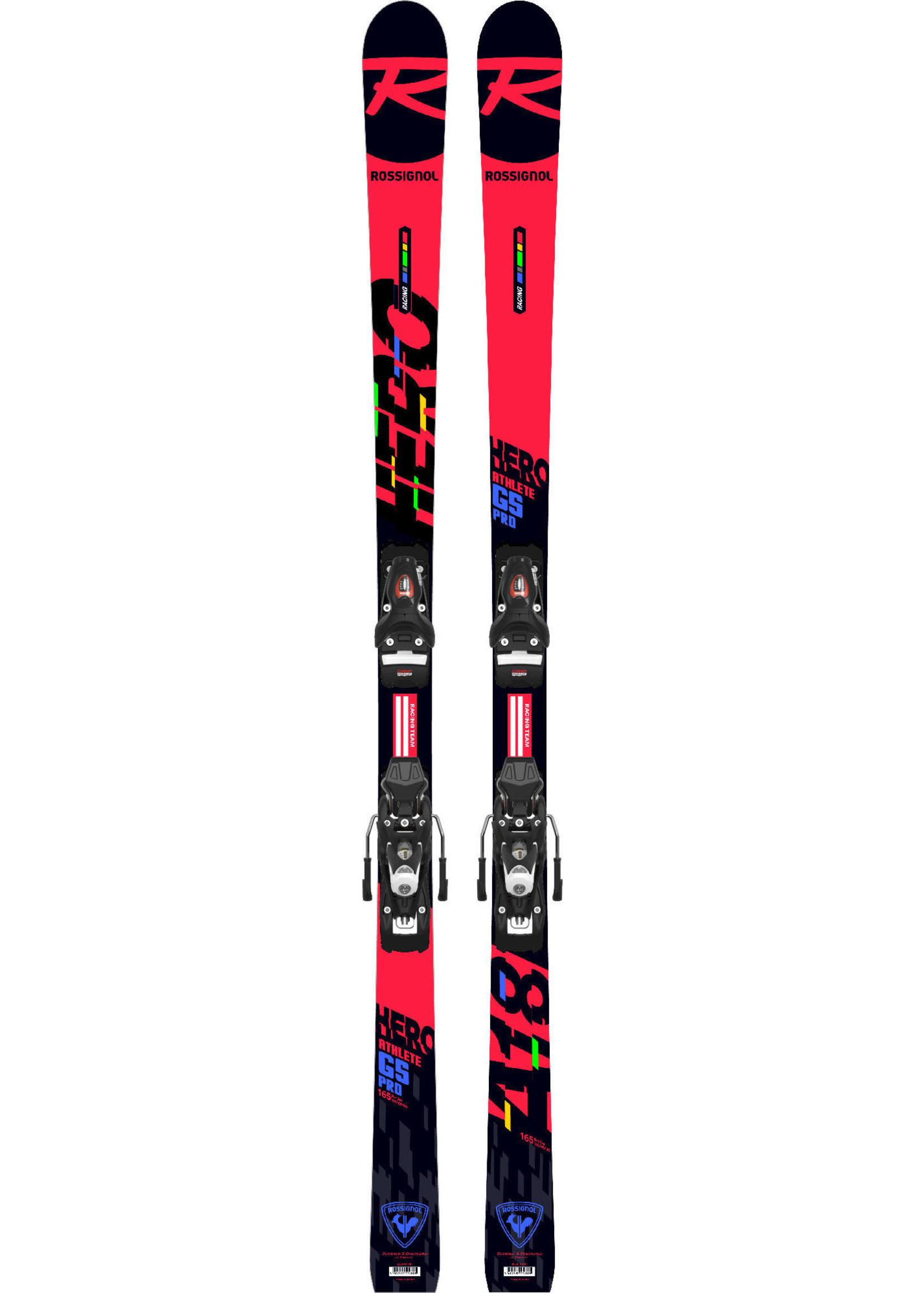 Rossignol Junior Race Ski Hero Athlete GS