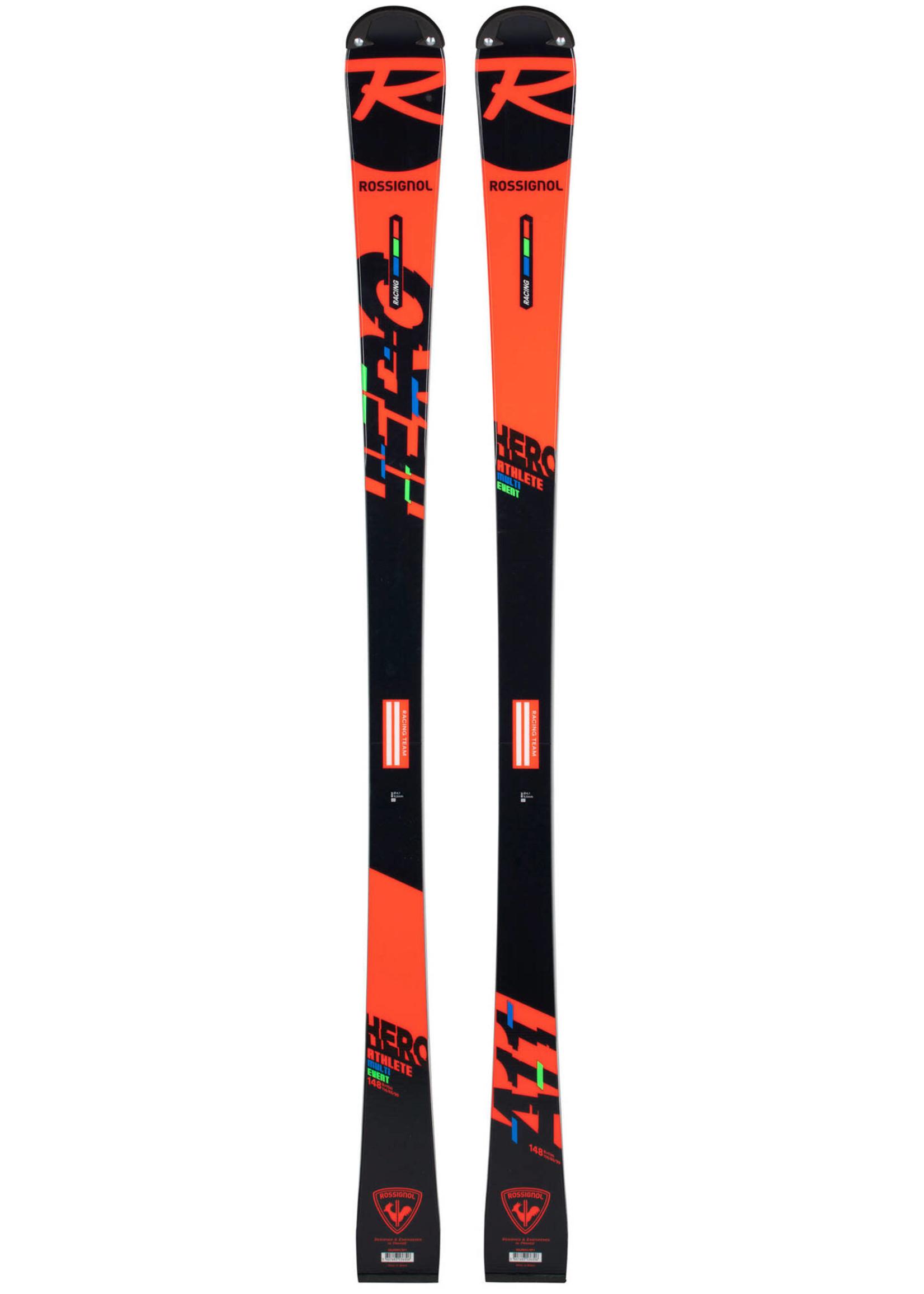 Rossignol Junior Race Ski Hero Athlete Multi Event