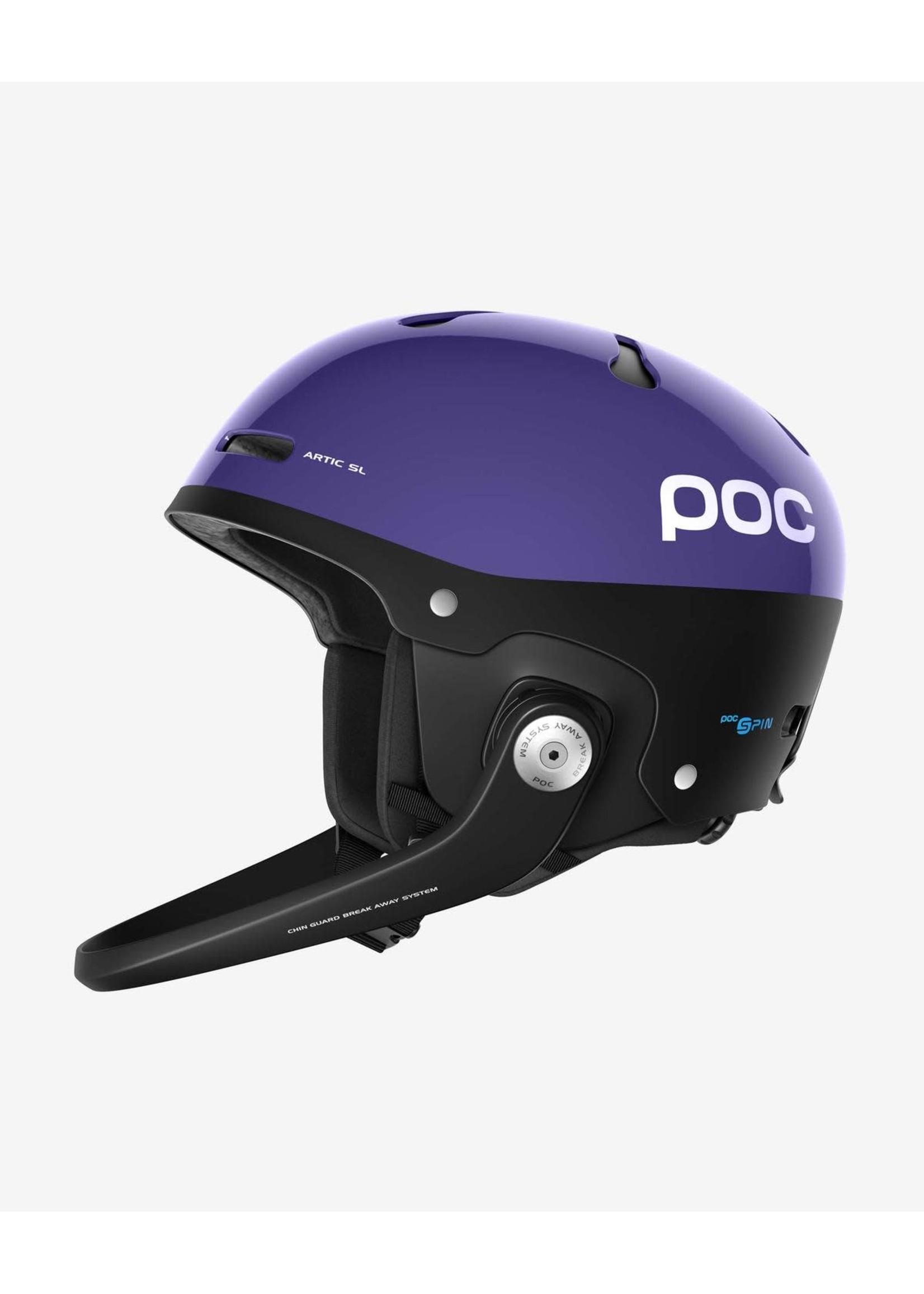 POC Race Helmet Artic SL SPIN