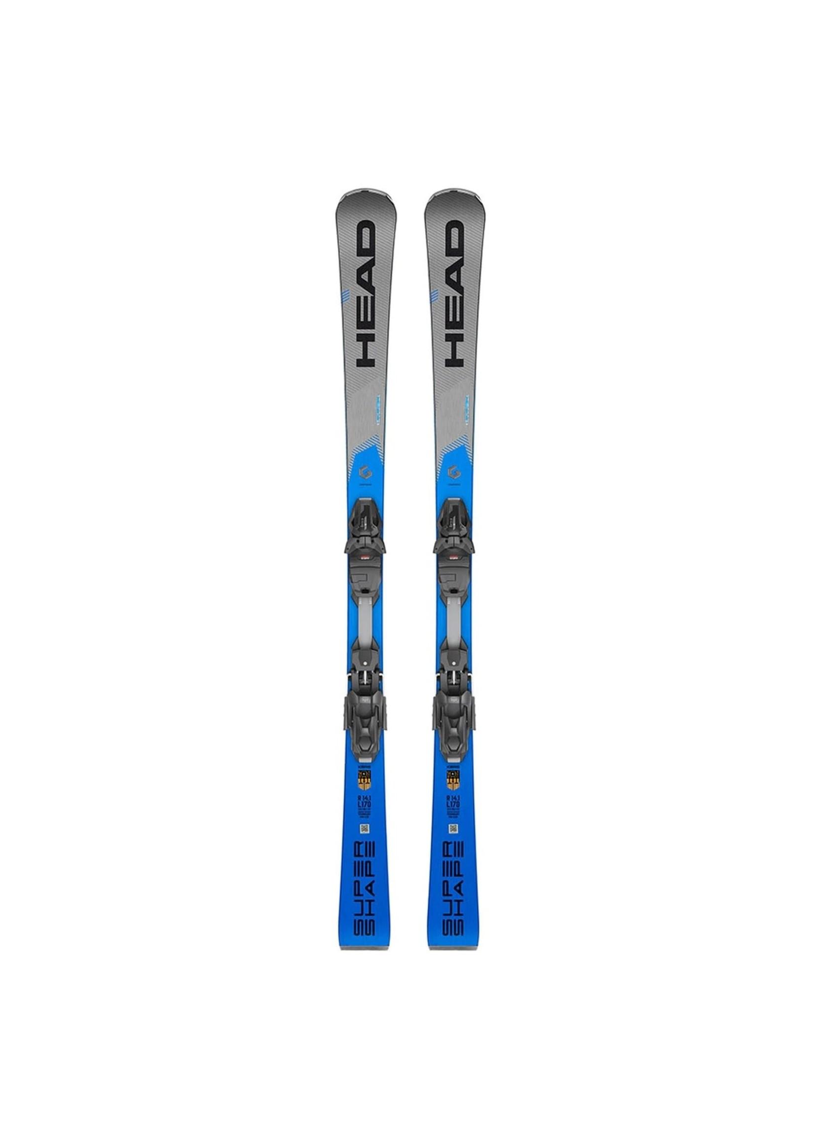 Head Instructor Ski Supershape iTitan +PRD 12 GW