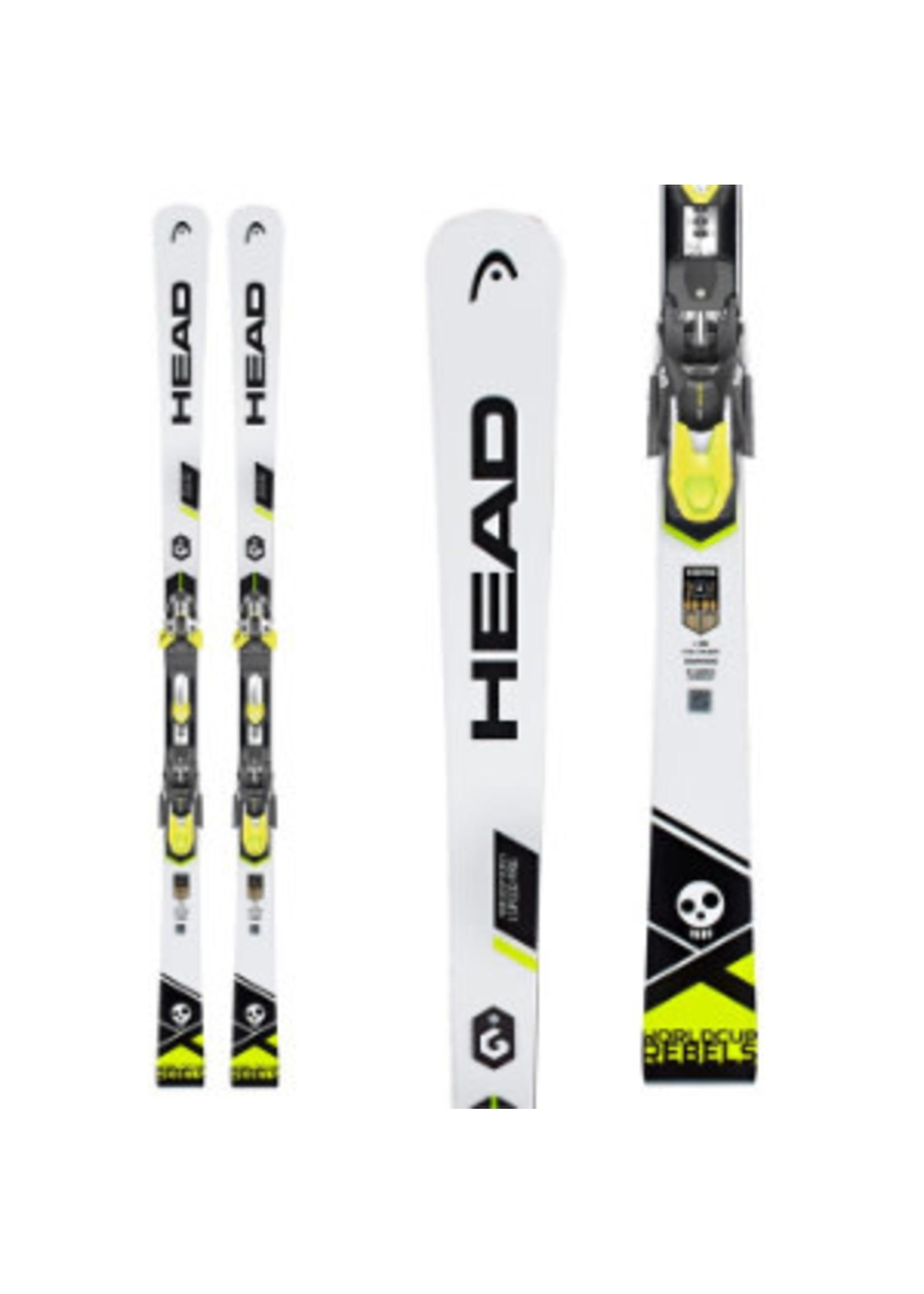 Head Race Ski Worldcup Rebels i.Speed Pro
