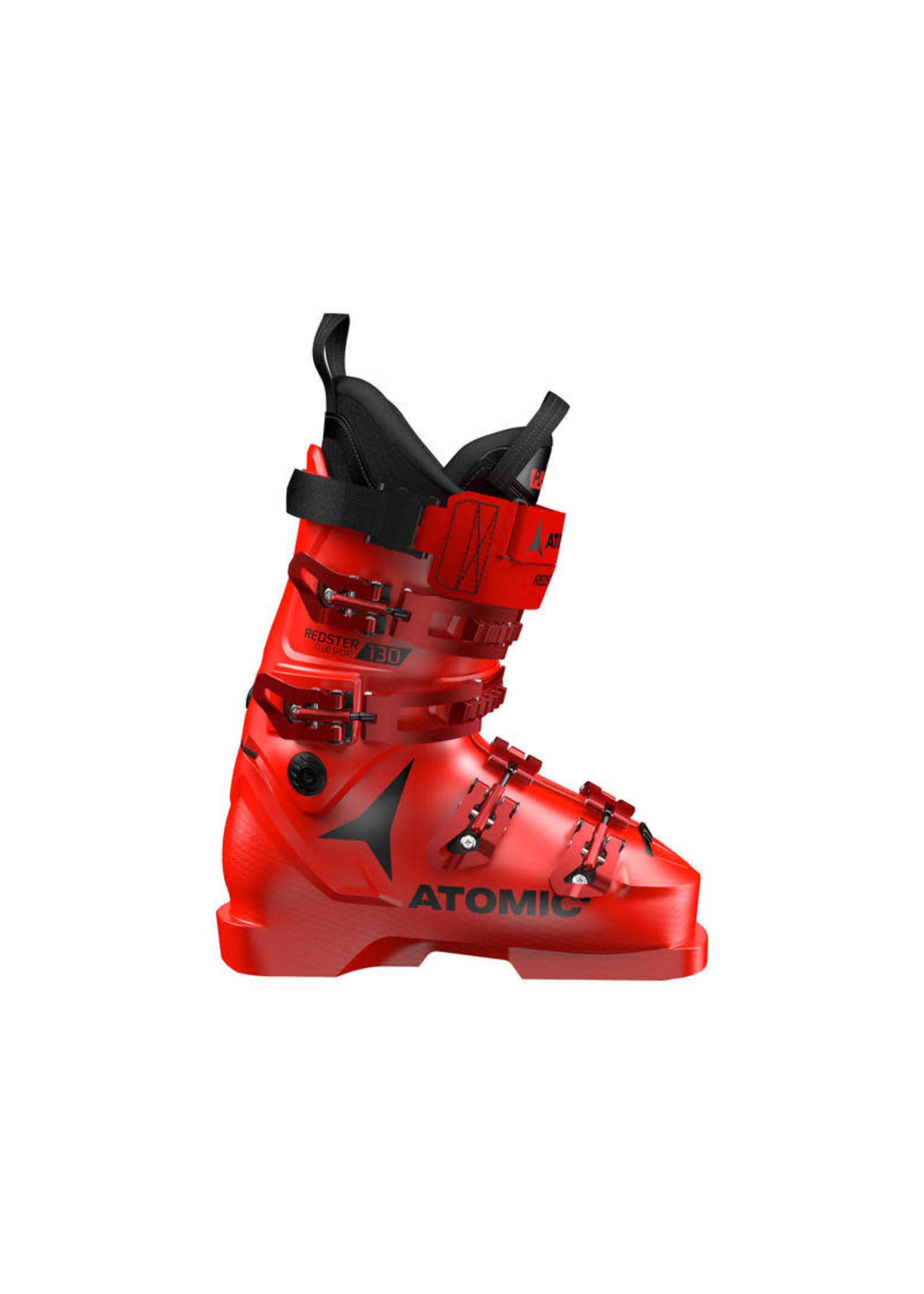 Atomic Race Boot Red CS 130