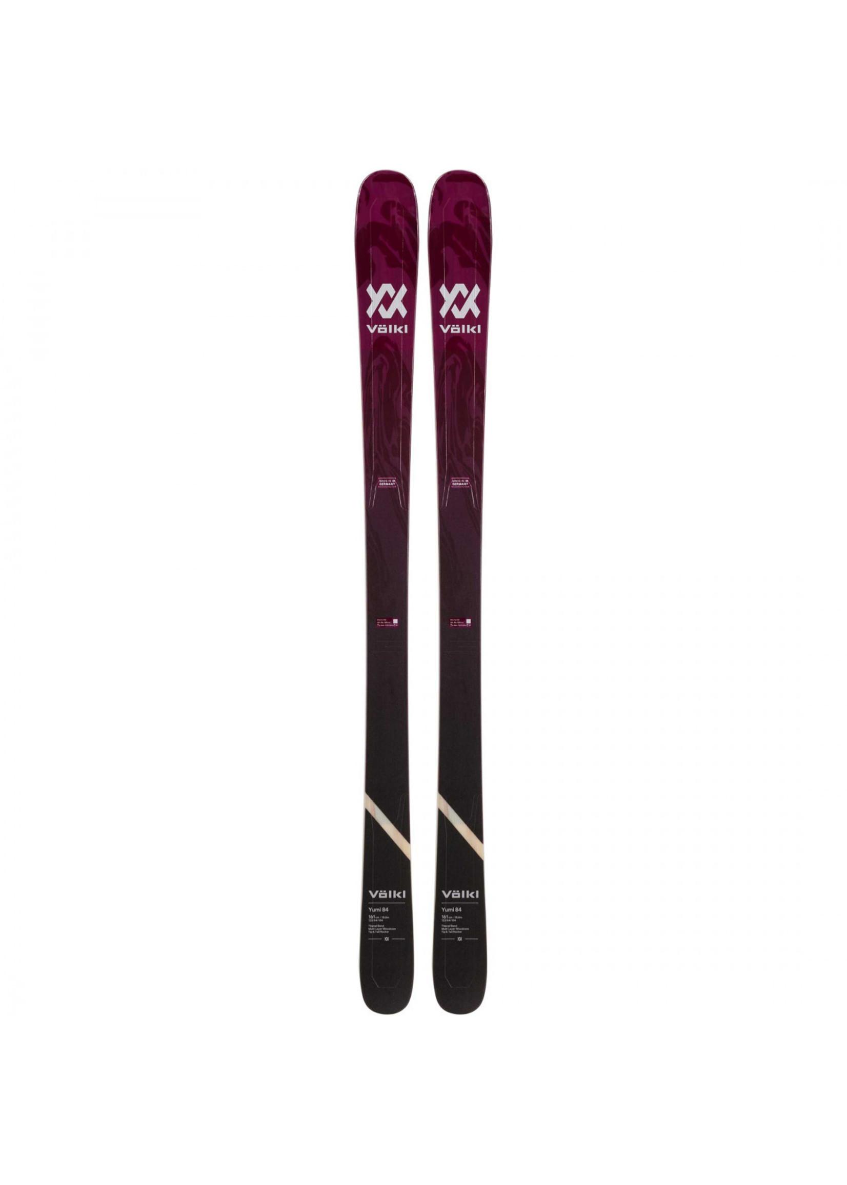 Volkl W. Alpine Ski Yumi 84