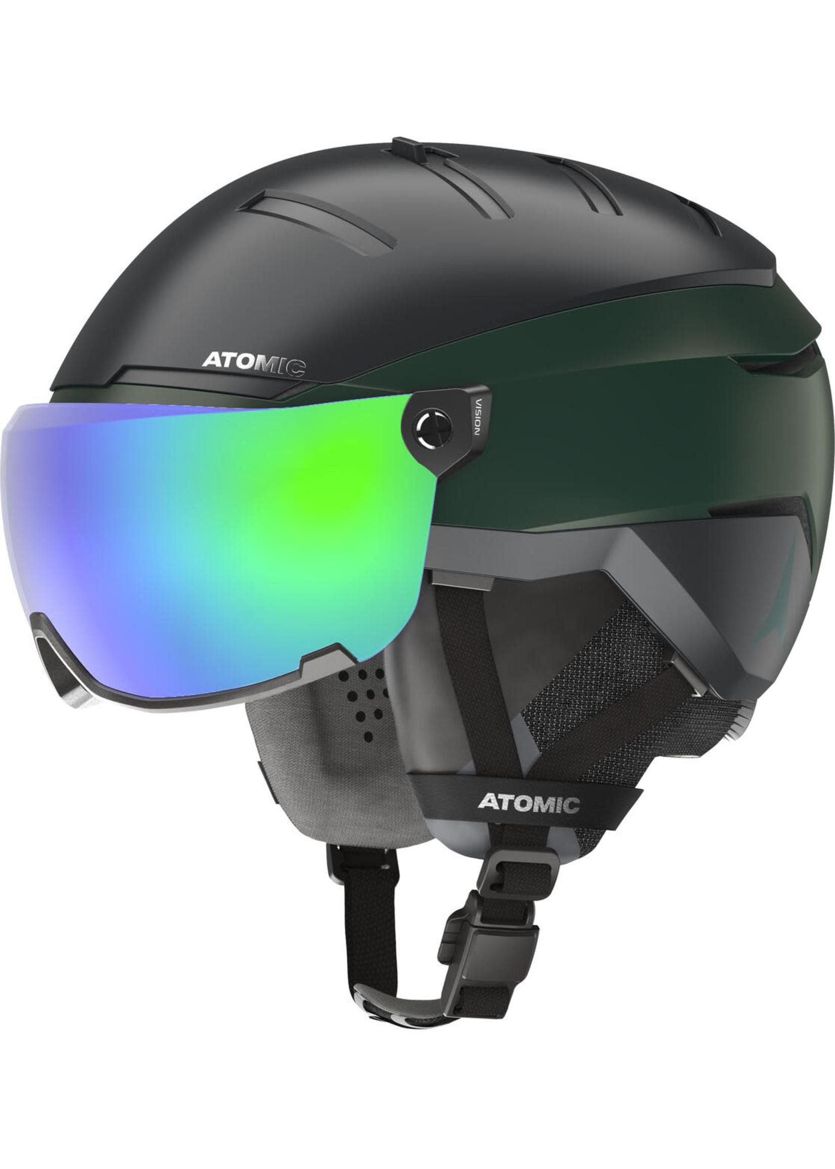 Atomic Helmet Savor GT AMID Visor HD